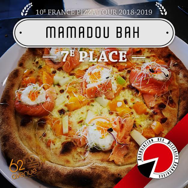 Classement France Pizza Tour (7e)